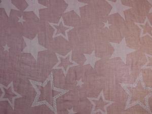 Tub Stjärnor med glitter-10 färger!