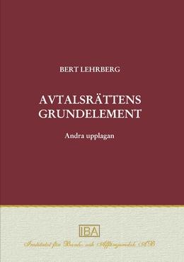 Avtalsrättens grundelement