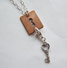 Halsband med hemligt budskap