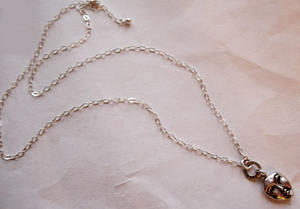 Necklace Harmony with silverchain