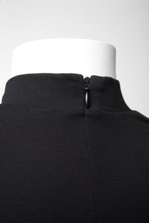 HULDA- klänning svart