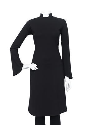 HULDA-dress black