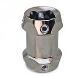 Dubbel -60 mm adapter, Pyramid Mottagare