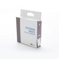 Omega Scanner Reflective Target, 500 per box