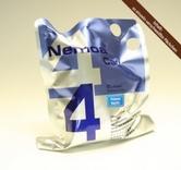 Nemoa Rollista (polyester), 10 cm, blå