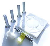 Alpha Interlock Suspension System Hardware Kit