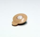 Platt gummi ventil för 24 mm