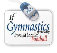 Mus matta If Gymnastics where easy...