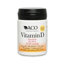 ACO Vitamin D 10μg 100st