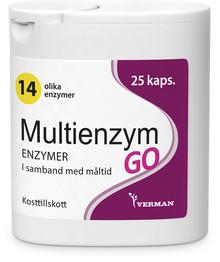 Multienzym Go 25st