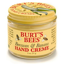 Burt's Bees Hand Creme Beeswax Banana 57g
