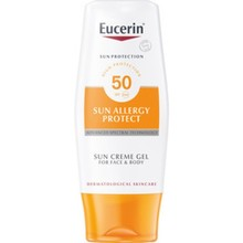 Eucerin Sun Sensitivity Cream Gel Face & Body SPF50 150ml