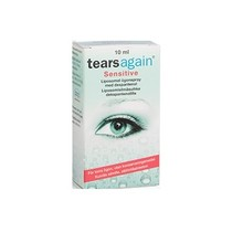 Tearsagain Sensitive ögonspray 10ml