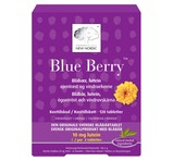 New Nordic Blue Berry 120st