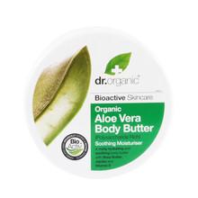 Dr Organic Aloe Vera Body Butter 200ml