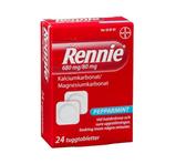 Rennie tugg 680mg/80mg 24st
