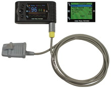 Handhållen pulsoximeter CMS60C