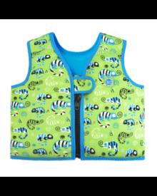 Splash About Flytande Simväst Go Splash Swim Vest Green Gecko