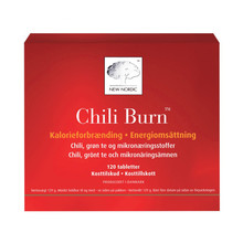 New Nordic Chili Burn 120st