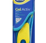 Scholl Sulor Gel Activ Everyday Men1 par
