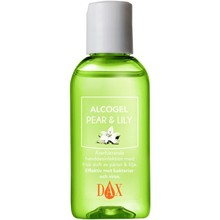 DAX Alcogel Pear & Lily 50ml