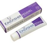 Kingfisher Tandkräm Fänkol Flour Fri 100ml