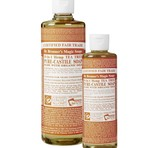 Dr. Bronner's Tea Tree PureCastile Liquid Soap 473ml EKO