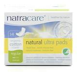 Natracare Binda Natural Reg. Ultratunna Vingar 14st EKO