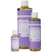 Dr. Bronner's Lavender PureCastile Liquid Soap 473ml EKO