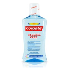 Colgate Alcohol Free 500ml
