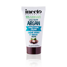 Inecto Argan Hand & Nail Cream 75ml