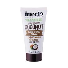 Inecto Coconut Hand & Nail Cream 75ml