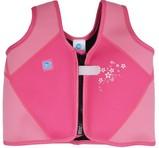 Splash About Flytande Simväst Learn To Swim Float Jacket Pink /Blossom