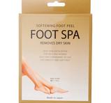 Foot Spa foot exfoliation bags 1 par