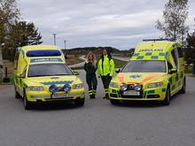 Blodgrupp Testning Bestämmning av Akutus Ambulanstjänster