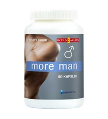 More Man 50st