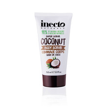 Inecto Coconut Body Scrub 150ml