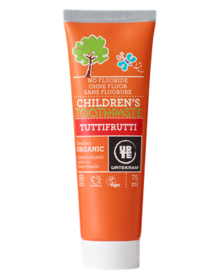 URTEKRAM Children Toothpaste Tuttifrutti 75ml