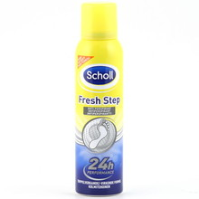 SCHOLL Fresh Step Antiperspirant Fot Spray 150ml