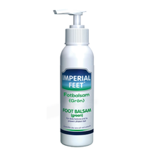 Imperial Feet Fotbalsam Grön 150ml
