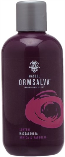Ormsalva Massageolja 200ml