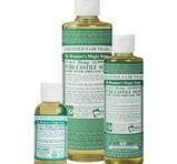 Dr. Bronner's Almond PureCastile Liquid Soap 473ml EKO