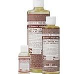 Dr. Bronner's Eucalyptus PureCastile Liquid Soap 59ml EKO