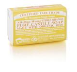 Dr. Bronner'sCitrus PureCastile Bar Soap 140g EKO