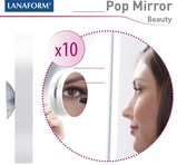 Lanaform Portabel sminkspegel POP MIRROR