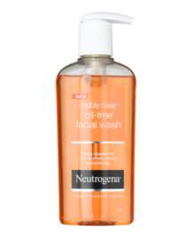 NEUTROGENA VISIBLY CLEAR® Oil-free Facial Wash 200ml
