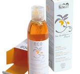 Eco Cosmetics duschgel sensitiv havtorn persika 200ml