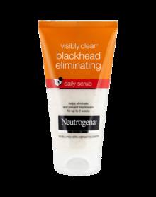 NEUTROGENA VISIBLY CLEAR® Blackhead Eliminating Daily Scrub 150ml