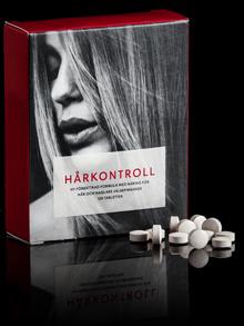 Hårkontroll  Orginal 120st
