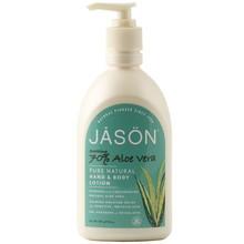 Jason Aloe Vera 70% Hand & Body Lotion 473g